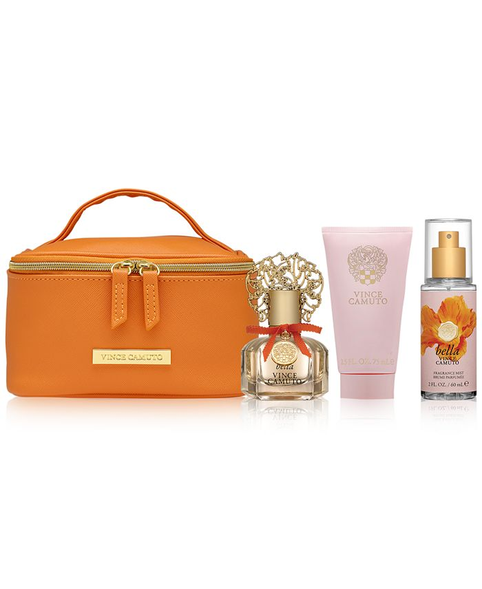 Vince Camuto - 4-Pc. Bella On-The-Go Travel Set, Created for Macy's