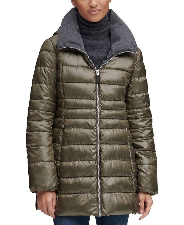 Marc New York - Hooded Puffer Coat