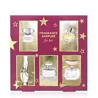Macys Womens 5-Piece Fragrance Sampler Set Edition II