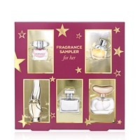 5-Pieces Fragrance Sampler Gift Set For Her