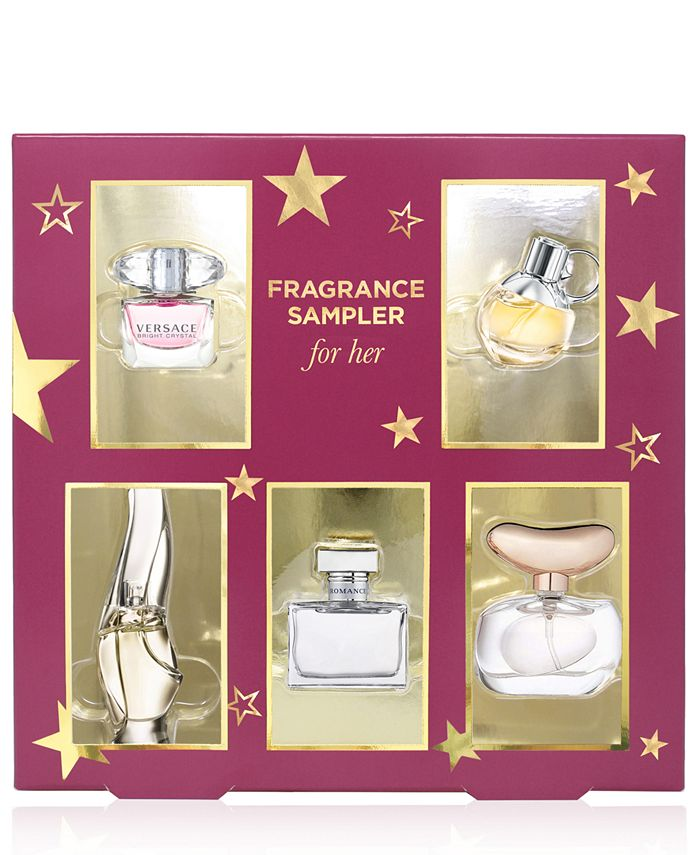 Created For Macy's - 5-Pc. Fragrance Sampler For Her Gift Set - Edition II