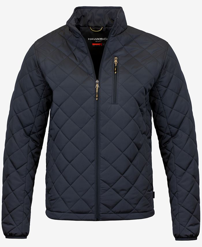 Hawke & Co. - Men's Diamond Quilted Jacket