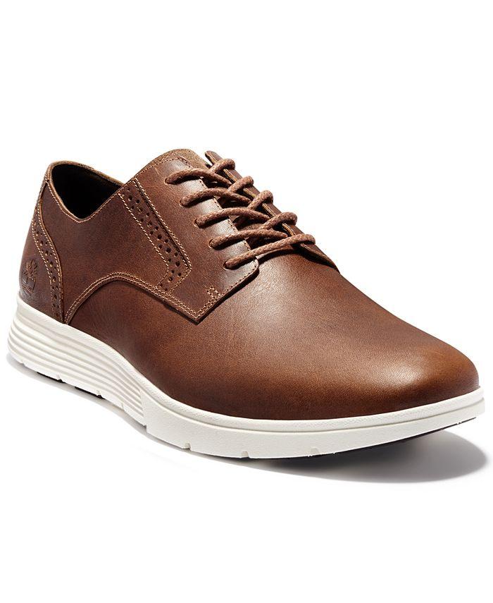 Timberland - Men's Franklin Park Brogue Dress Shoes