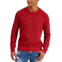 Deals on INC Mens Page Crewneck Sweater