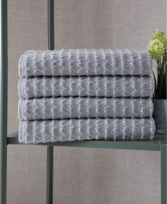 Azure Collection Bath Towels 4-Pack