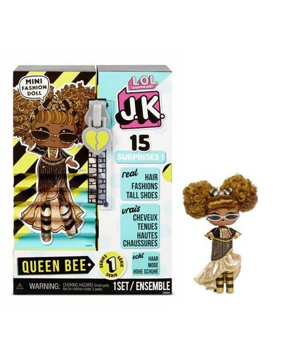 LOL Surprise! L.O.L. Surprise J.K. Doll - Queen Bee