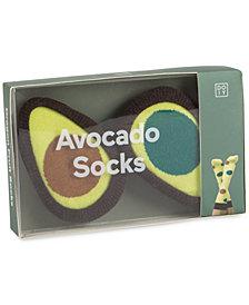 DOIY LLC Unisex Avocado Socks