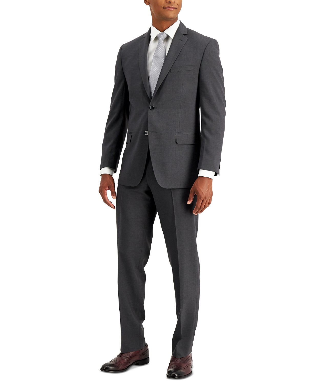 Macy's: Men's 2-Piece Suits . Sale $59.99 (84% off)