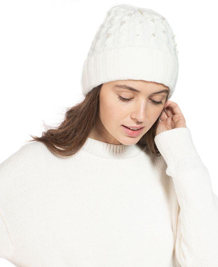 INC International Concepts - Embellished Beanie