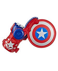 Nerf Power Moves Marvel Avengers Captain America Shield Sling Kids Roleplay