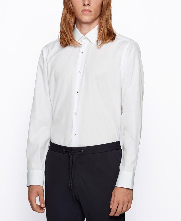 Hugo Boss - Men's Goras Regular-Fit Shirt