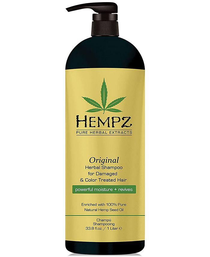 Hempz - Original Herbal Shampoo, 33-oz.