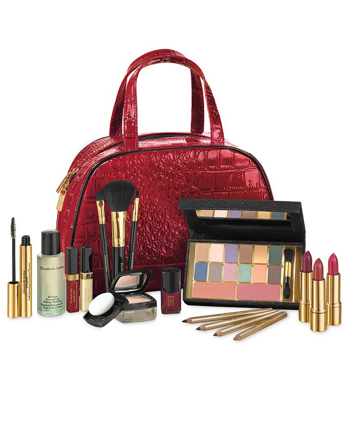 Elizabeth Arden - Red Hot Croc Holiday Color Collection - Only $48.50 with any $32.50 Elizabeth Arden purchase