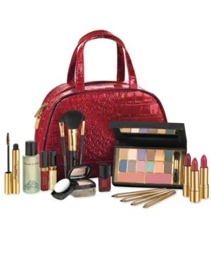 Elizabeth Arden Red Hot Croc Holiday Color Collection $48.50 with $32.50 Elizabeth Arden Purchase 1025380