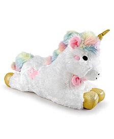 FAO Schwarz Toy Plush LED with Sound Unicorn 15inch