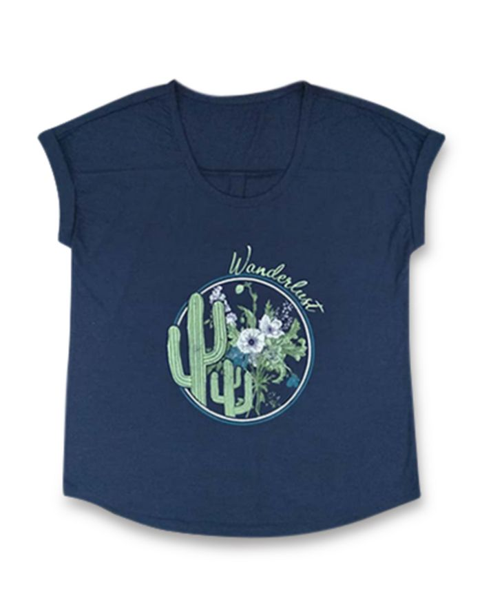 Style & Co - Graphic-Print T-Shirt