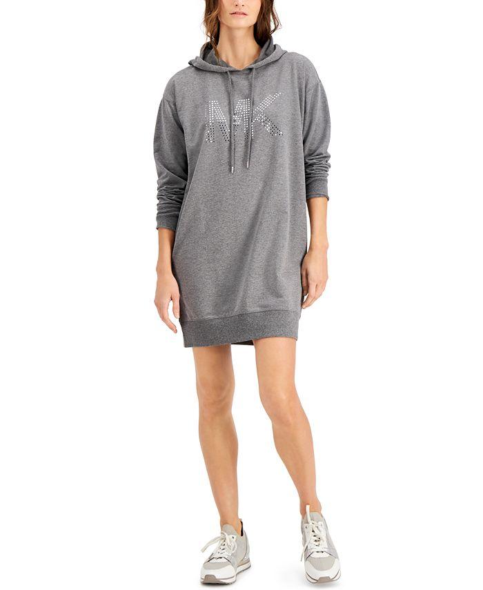 Michael Kors - Logo Hoodie Dress