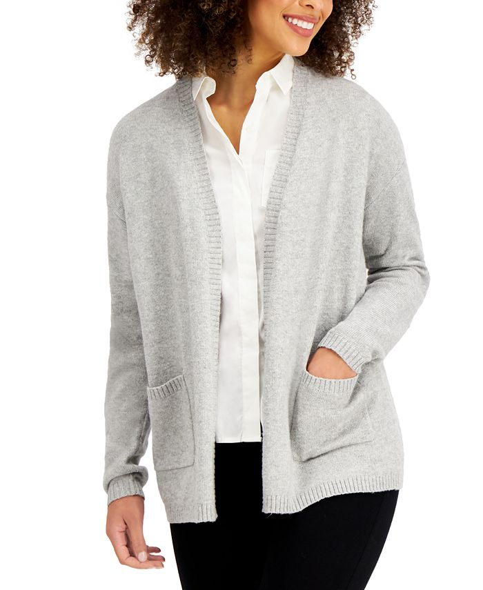 Style & Co - Open-Front Cardigan