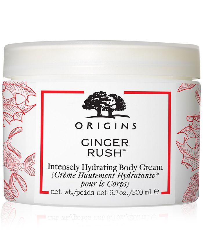 Origins - Ginger Rush Intensely Hydrating Body Cream