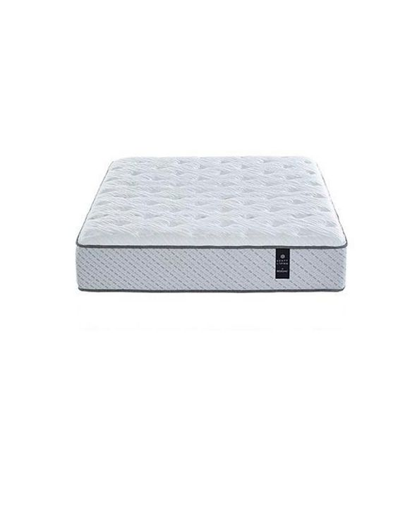 "Scott Living Indigo 12.5"" Plush Mattress- Queen"