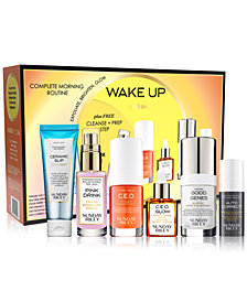 Sunday Riley 6-Pc. Wake Up With Me Complete Brightening Morning Routine