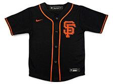 Nike San Francisco Giants Kids Official Blank Jersey