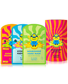 TONYMOLY 3-Pc. Minions Body Mask Set