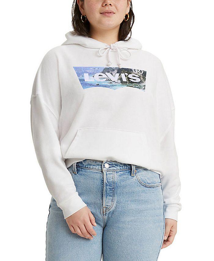 Levi's - Trendy Plus Size Graphic Hoodie