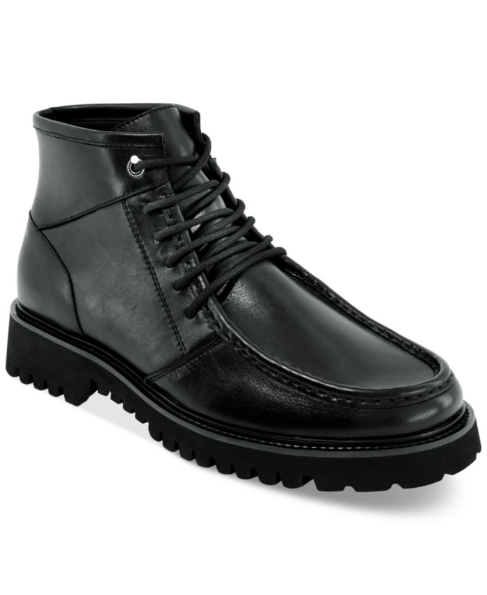 INC International Concepts INC Men's AXEL Chunky Boots, Created for Macy's  & Reviews - All Men's Shoes - Men - Macy's