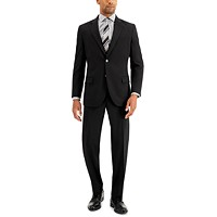 Deals on Nautica Men's Modern-Fit Bi-Stretch Suit