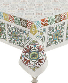 Laural Home Under the Golden Sun 70x144 Tablecloth