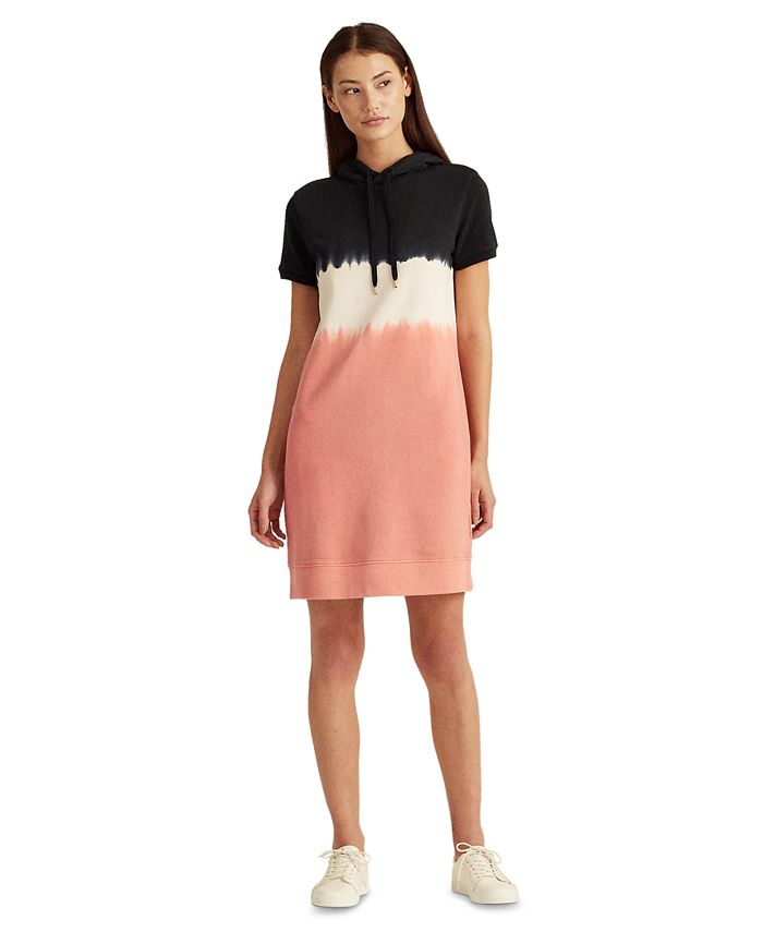 Lauren Ralph Lauren - French Terry Sweatshirt Dress