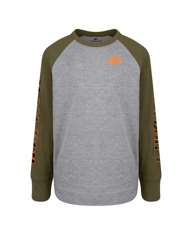 Nike Toddler Boys Logo T-Shirt