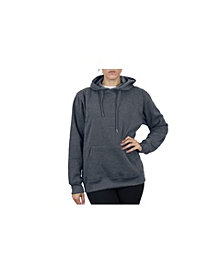 Galaxy by Harvic Women's Pullover Fleece Sweater Hoodie