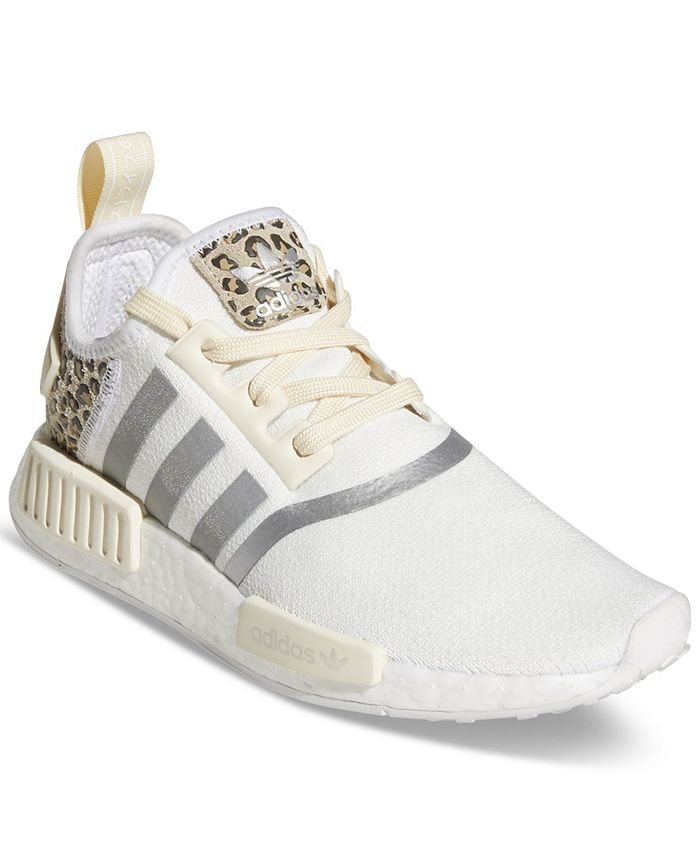 Women's NMD R1 Animal Print Casual Sneakers from Finish Line