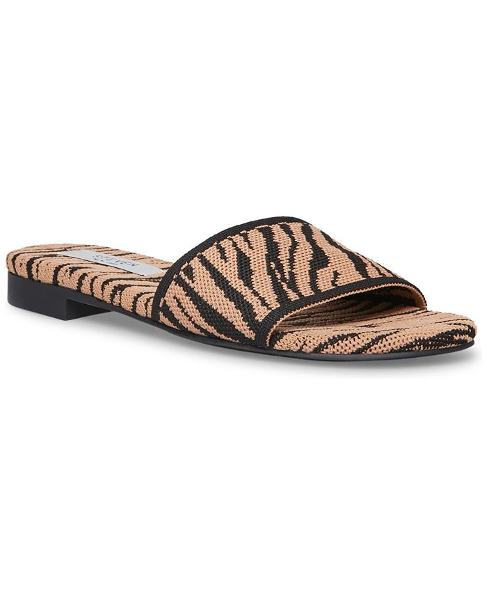 STEVEN NEW YORK - Women's Saffira Knit Slides