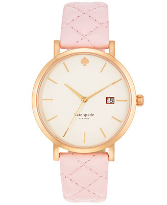 Kate Spade New York Women S Metro Grand Light Pink Quilted