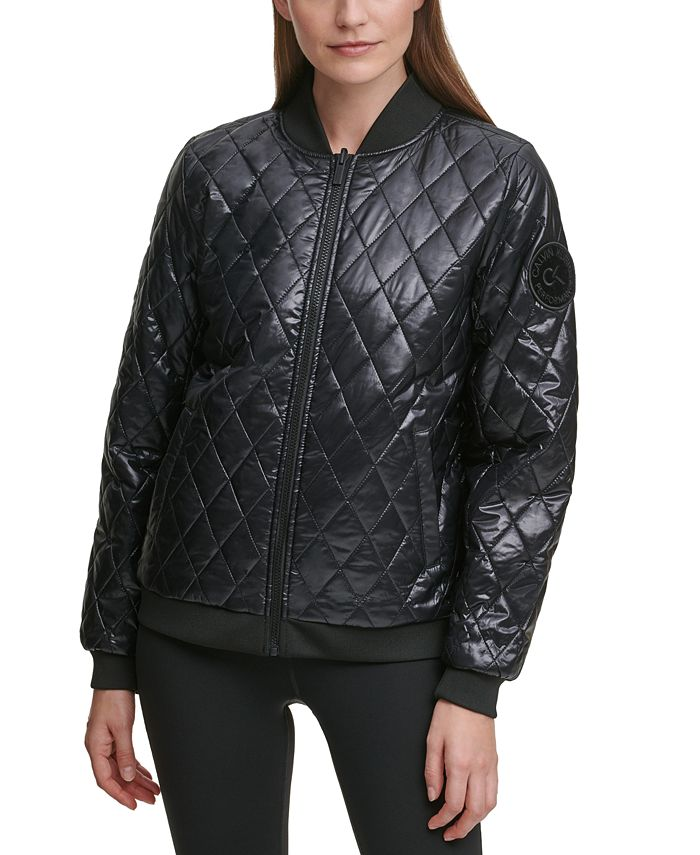 Calvin Klein - Reversible Bomber Jacket