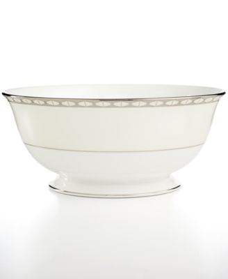kate spade new york, Signature Spade Serving Bowl