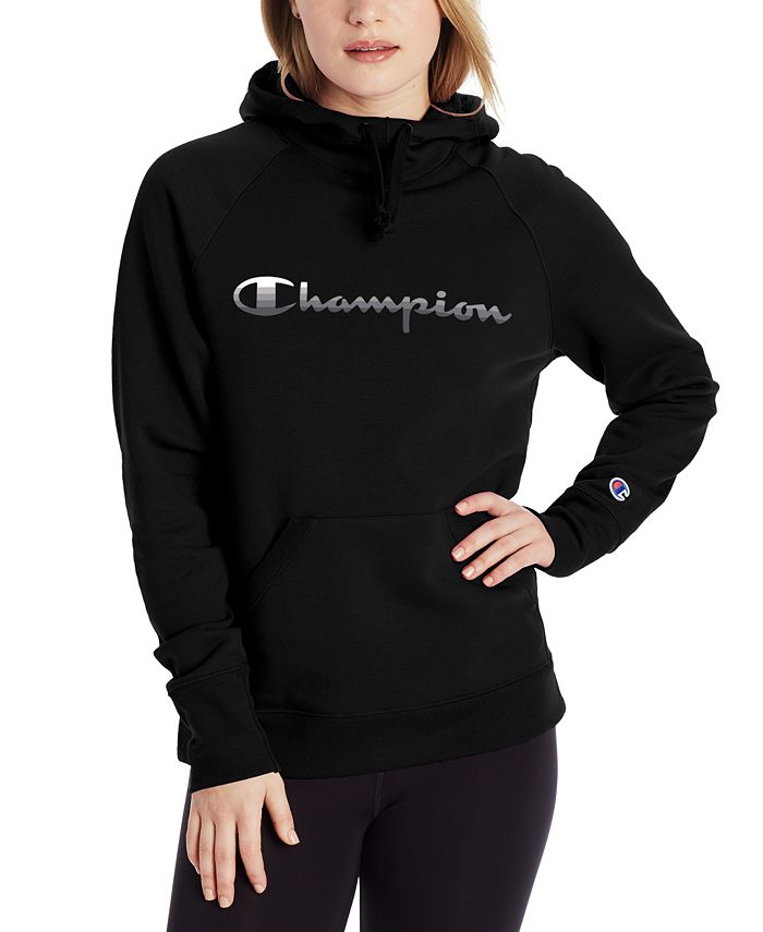 Champion - Powerblend Graphic Hoodie