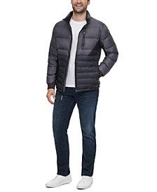 Calvin Klein Men's Slim Fit Seamless Down Puffer Jacket