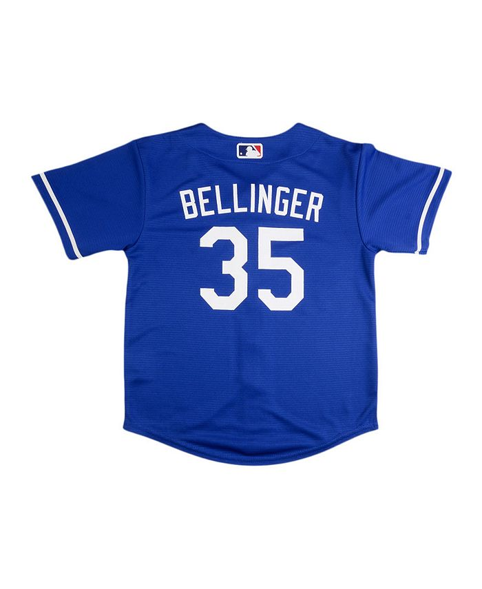 Nike - Los Angeles Dodgers Cody Bellinger Baby Official Player Jersey