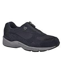 Easy Spirit Women's Rheal Zip Up Sneakers