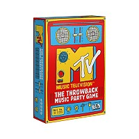 Deals on Spin Master MTV Game The Music Throwback Party Quiz Board Game