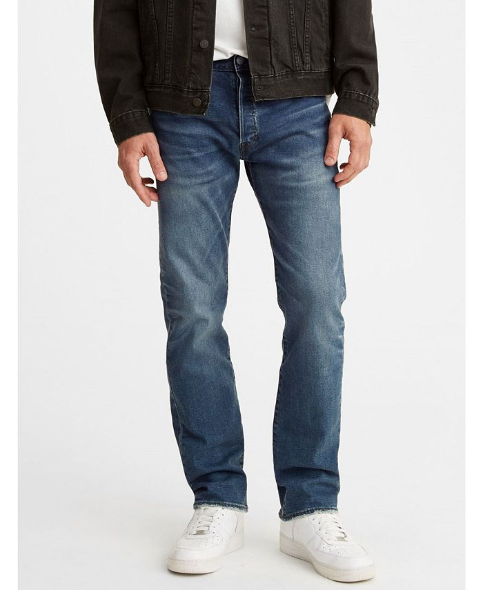 Levi S Men S 501 Original Fit Jeans Reviews Jeans Men Macy S