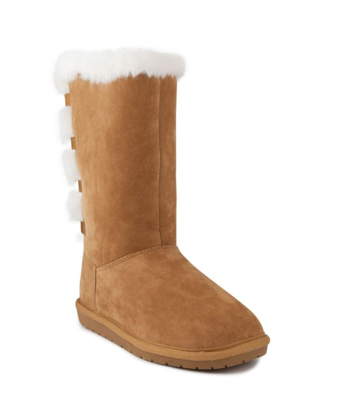 Sugar Women's Panthea Fuzzy Winter Tall Boots & Reviews - Boots - Shoes - Macy's