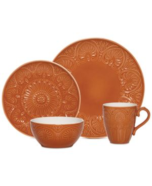 Pfaltzgraff Dolce Spice 4-Piece Place Setting