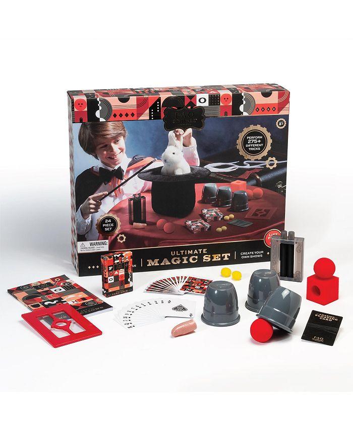 FAO Schwarz - Toy Kids Magic Set 24pc