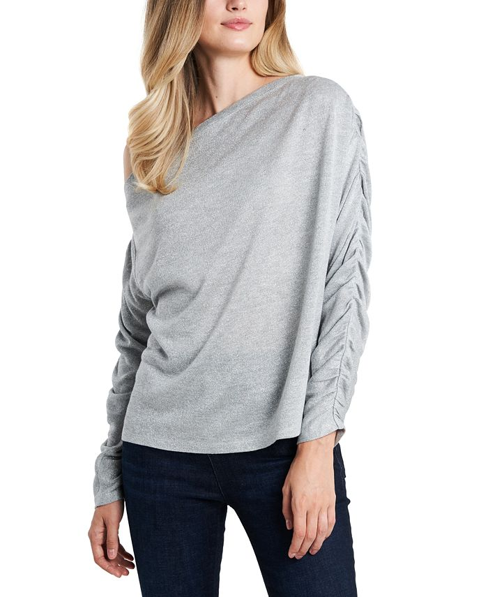 1.STATE - One-Shoulder Top