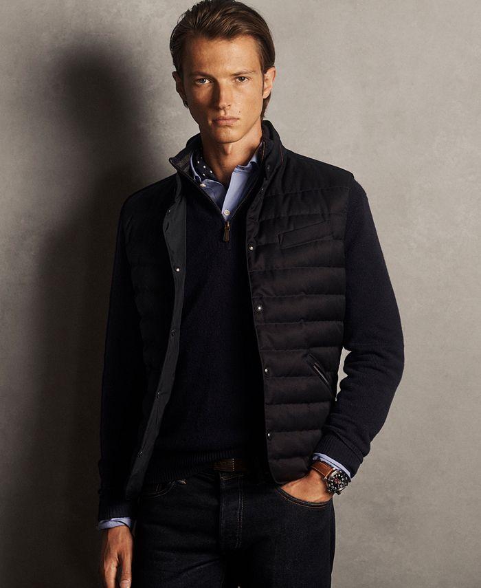 Polo Ralph Lauren - Men's Quarter-Zip  Sweater